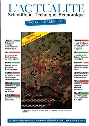 L'Actualité scientifique, technique, économique Poitou-Charentes n° 5