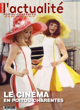 L'Actualité Poitou-Charentes, numéro 97, avril, mai, juin 2012.
