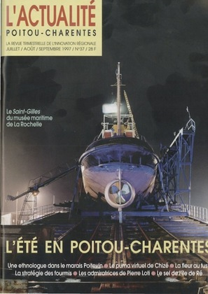 L'Actualité Poitou-Charentes n° 37