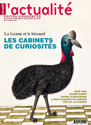 L'actualité Poitou-Charentes, numéro 102, octobre, novembre, décembre 2013.
