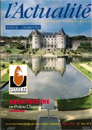 L'Actualité scientifique, technique, économique Poitou-Charentes n° 10