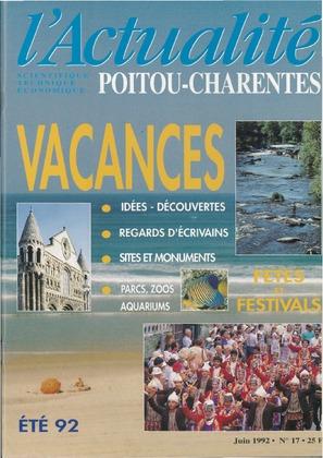 L'Actualité scientifique, technique, économique Poitou-Charentes n° 17